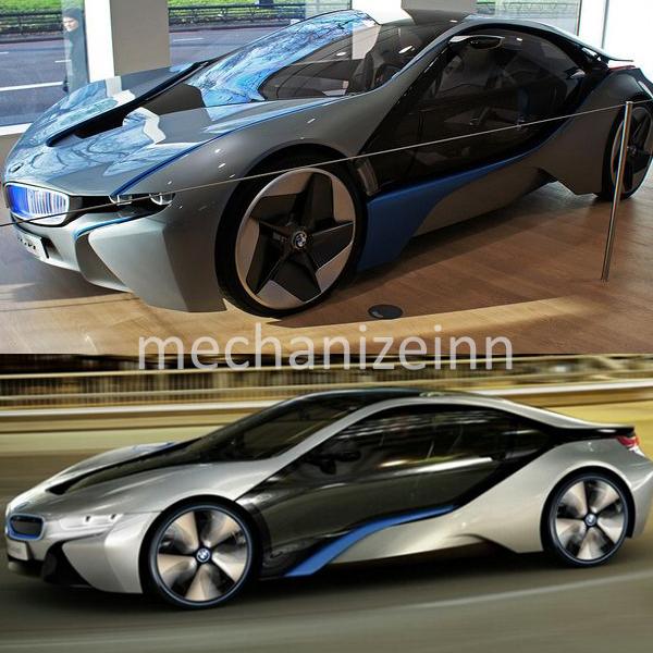 Hybrid car protoype